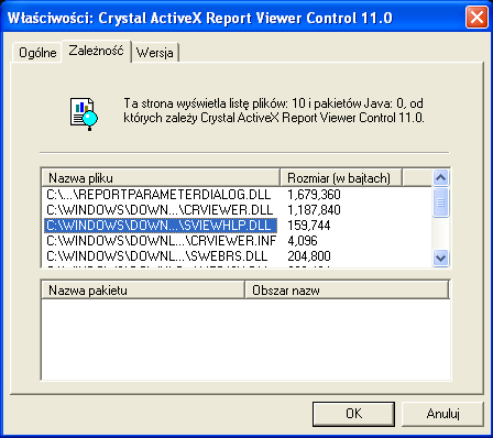 Crystal report viewer control download